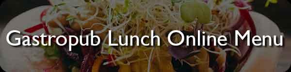 Bao Down Gastropub Lunch Online Order Menu